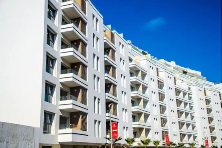 charmant appartement meublé tout équipé + parking