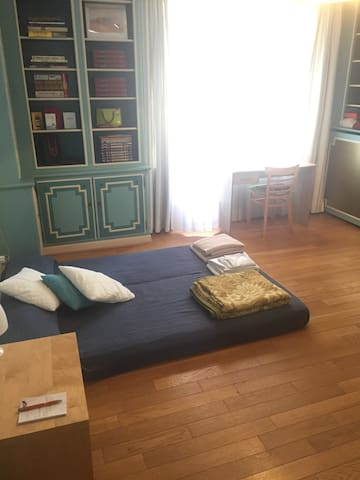 Beautiful Vintage Room-Montparnasse - Parijs - Appartement