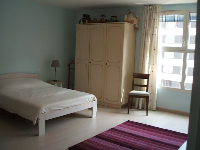 centre of Le Mans, nice room - Le Mans - Bed & Breakfast