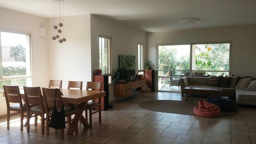 Upper Galilee Sunset Villa- Kibbutz Kfar Szold