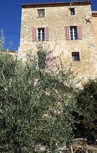 Chambre de charme au coeur de la Provence - Seillons-Source-d'Argens - 一軒家