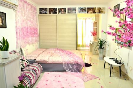 三生三世十里桃花主题一居室