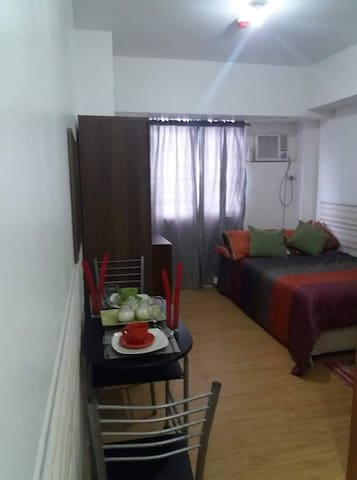 18 sqm Fully FurnishedStudio Type Condominium