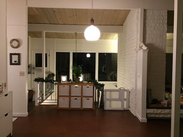 Midcentury Modern Home - Upper Level Apartment