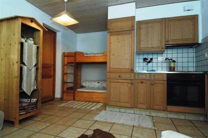 La Bergerie - Gîte La Combe - Ocourt - Apartamento