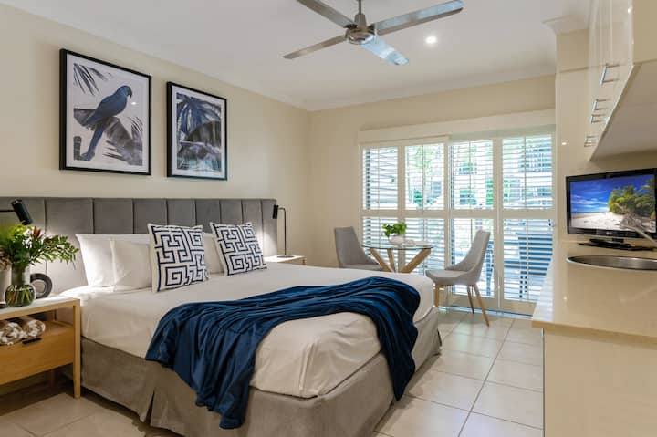 Luxury Studio Apartment in Adults Only Resort