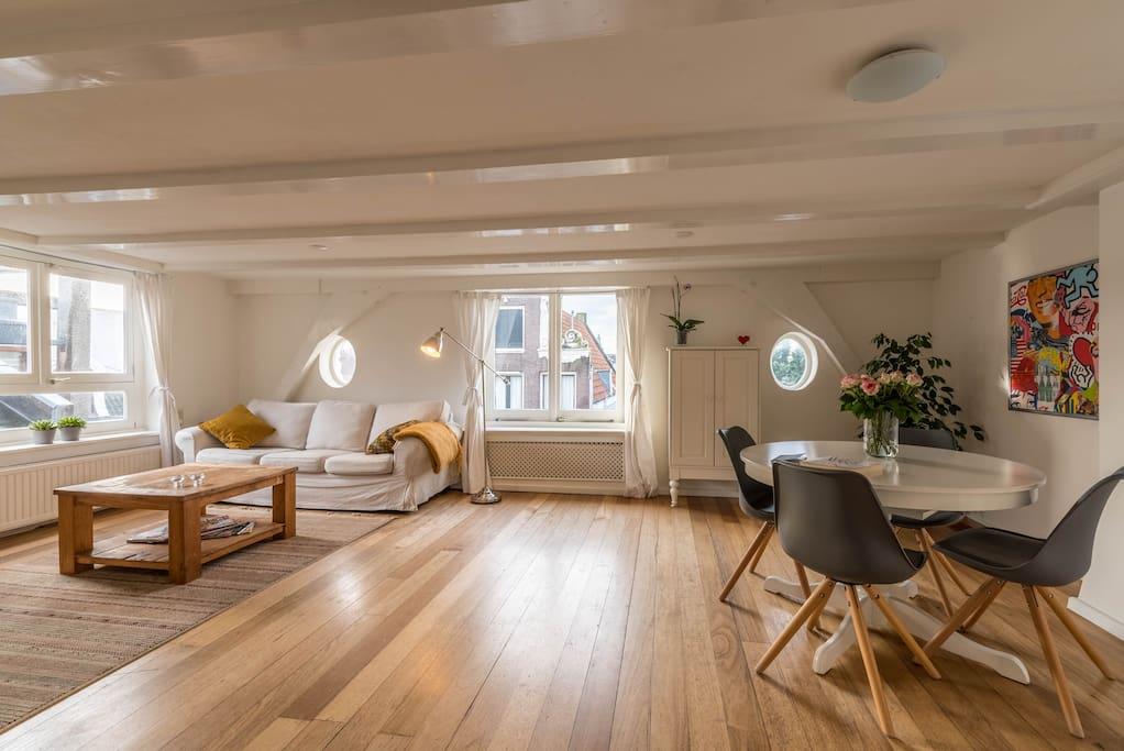 Bright huge appartamenti in affitto a amsterdam noord for Appartamenti amsterdam affitto mensile