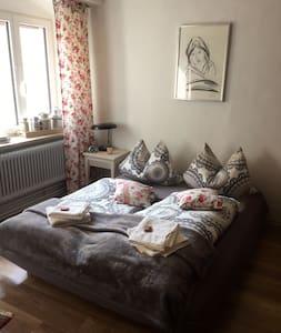 Cosy room in historic Kaufbeuren - Kaufbeuren - Casa