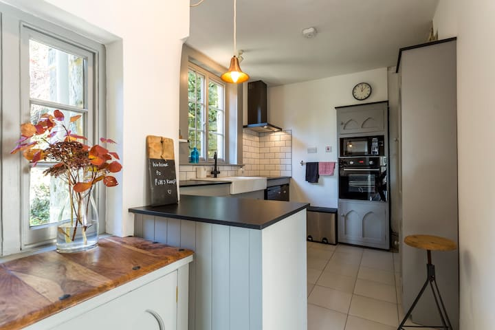 Characterful kitchen
