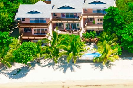 Luxury Beachfront sleeps 6