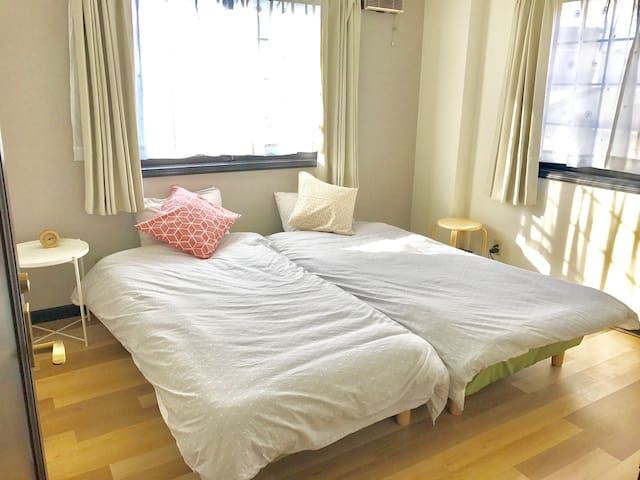 3#New! Private Room in Great Location - Fushimi Ward, Kyoto