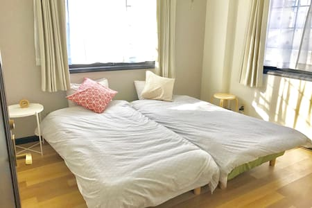 3#New! Private Room in Great Location - Fushimi Ward, Kyoto - Guesthouse