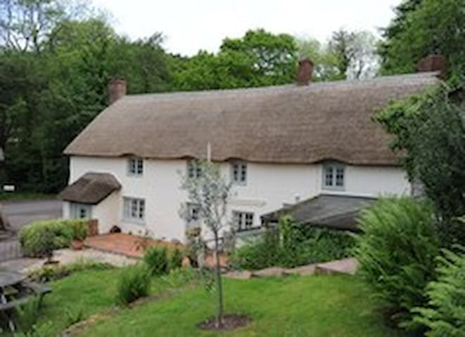 Hind Cottage, Blue Ball Inn @ Triscombe, Quantocks - Triscombe - Rumah