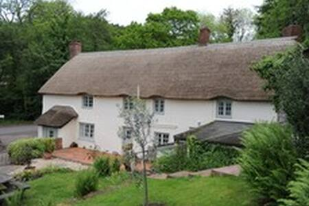 Hind Cottage, Blue Ball Inn @ Triscombe, Quantocks - Triscombe