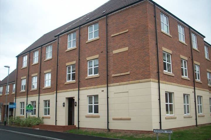 One Double Bedroom Apartment in Chilwell