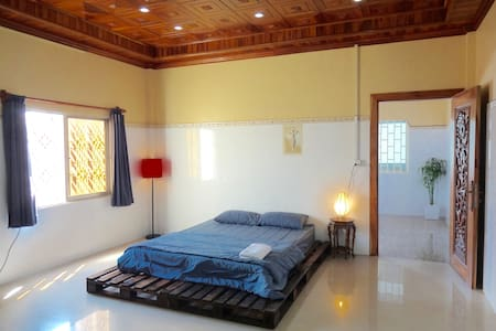 Cozy room center of Phnom Penh City