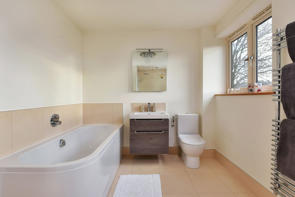 Shared bathroom (request exclusivity!)