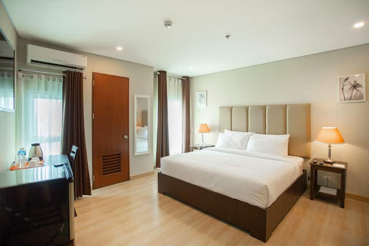 Superior Double In Asrodel Hotel