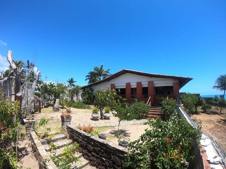 Casa dos Paulistas, Baía Formosa - Suíte 1