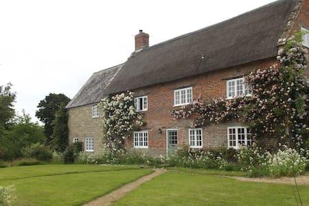 Large Family Home outside Bridport in Dorset