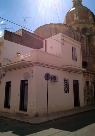 Ubicazione casa, incrocio via Roma- via Marconi