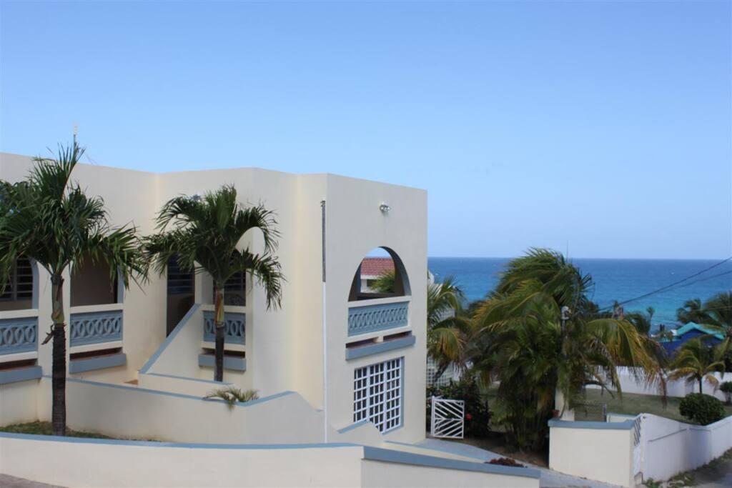 Sea View Terrace  -Bravos Boyz Rentals