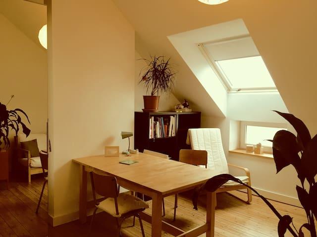 espace indépendant dans maison chambre nr 2