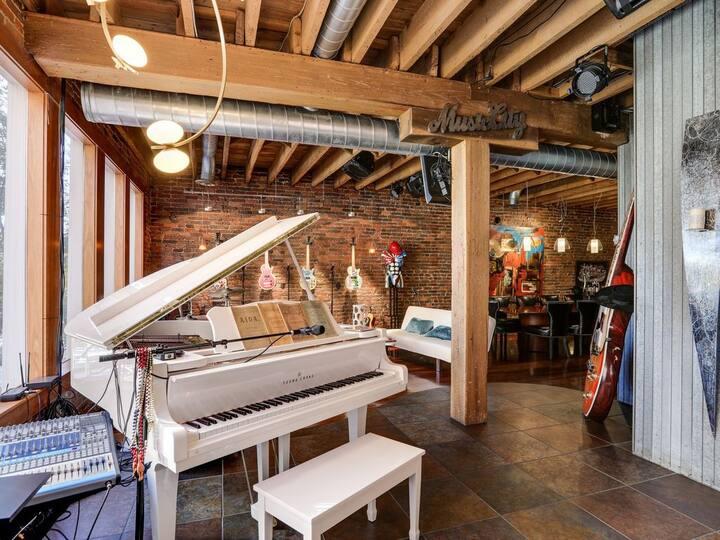 The Music Loft-A VIP Nashville Music Experience!