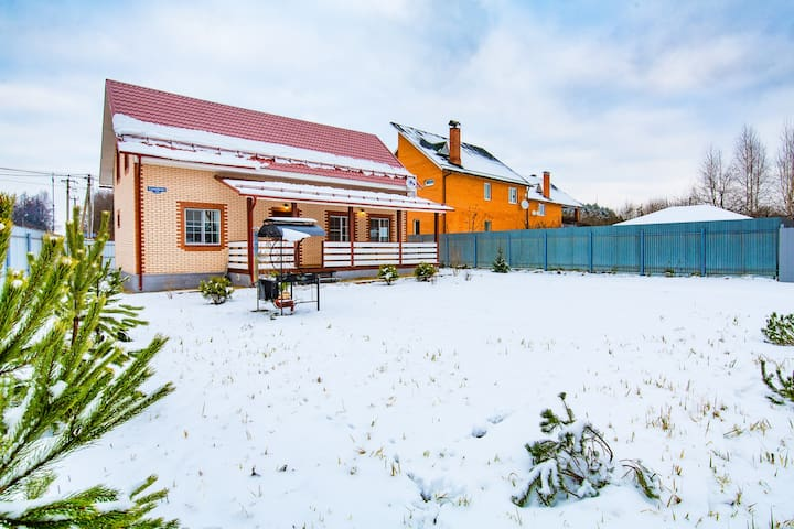Zvenigorod cottage Suponevo