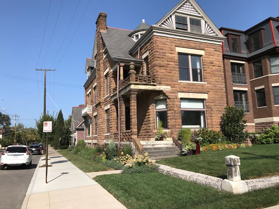 Historic home built in 1890