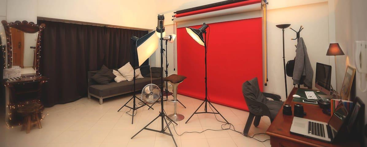 Studio son et Photo - Duplex cosy à Marrakech