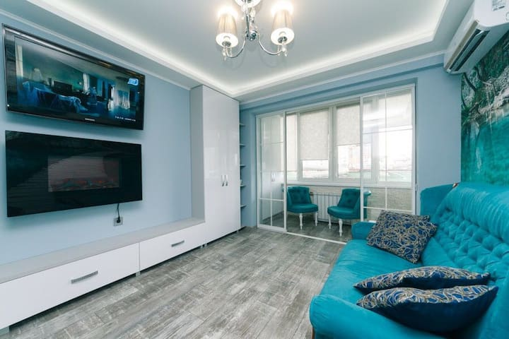 Apartment on Obolonskiy 31