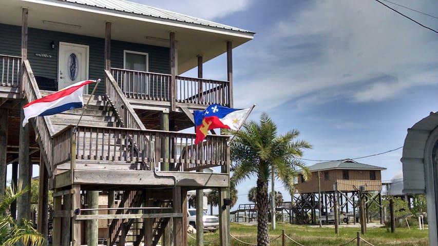 Lake Catherine Camp House - pier, launch, & beach!