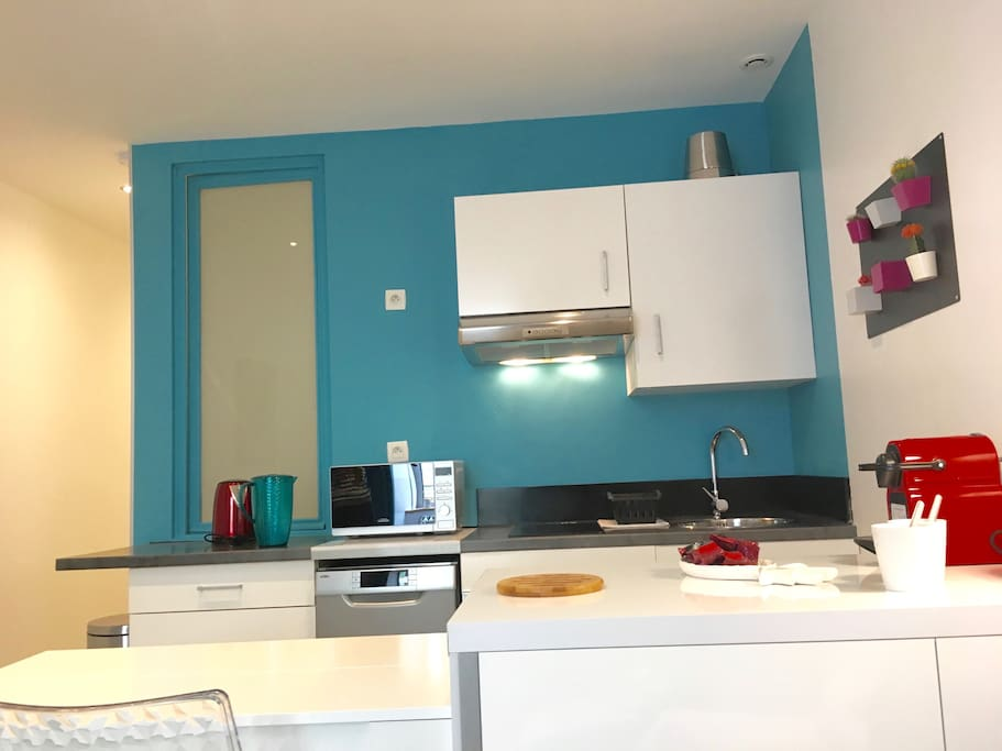 Blue MAJ Appartement