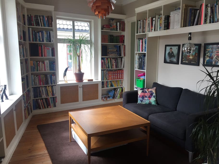Library/play room.