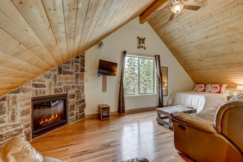 ELKPINE Suite @ Eagle Point *SKI, COZY and PRIVATE