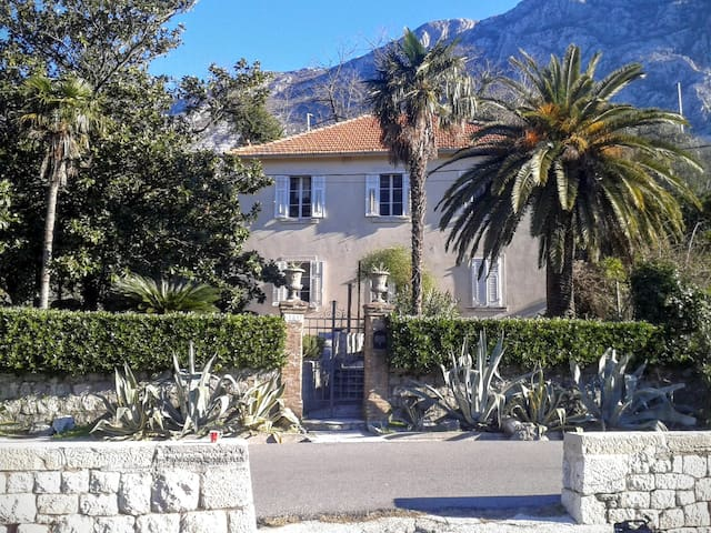 Heavenly rustic house with garden - rooms - Kotor - บ้าน