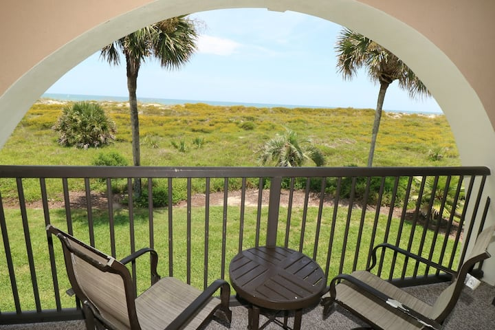 Direct Oceanfront Ponce Landing 16-Beautiful Townhome With Garage!!!