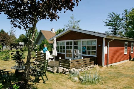 Peaceful Holiday Home in Funen Denmark with Terrace