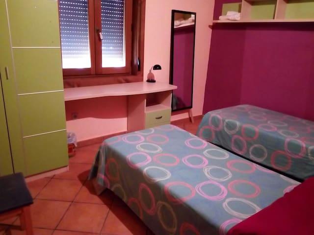 Casa Rustica,Salud y Descanso.