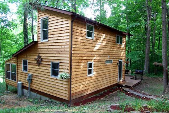 The Love Shack (Hocking Hills Area)