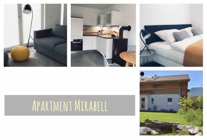 "Design-Apartment ""Mirabell"" - Terrasse & Bergblick"