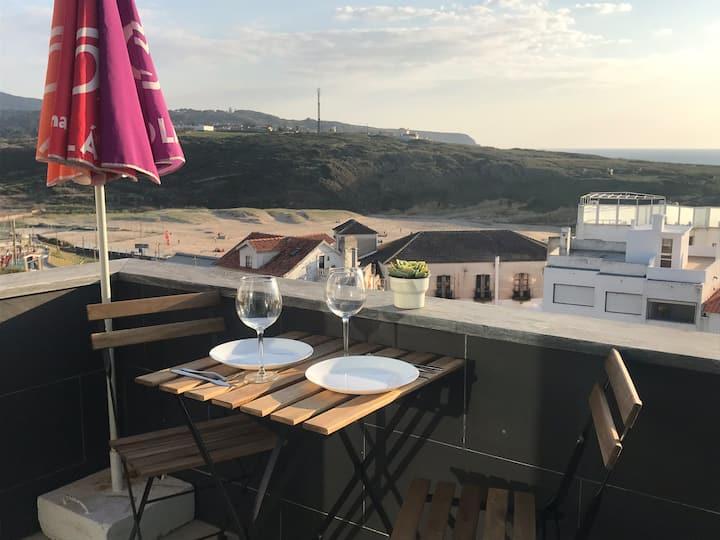 Apartamento Mar Catita - Praia das Maçãs - Sintra