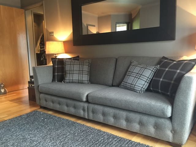 Fab hotel style suite / apartment at  Gleneagles