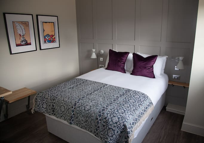Cosy Stables - Double Room at the Kings Arms