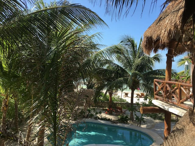 Casa TomTom, Holbox By the sea