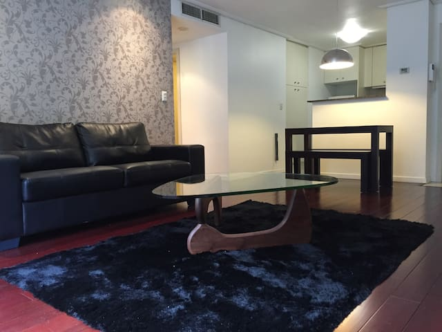 Great Location 1b private City Apartment