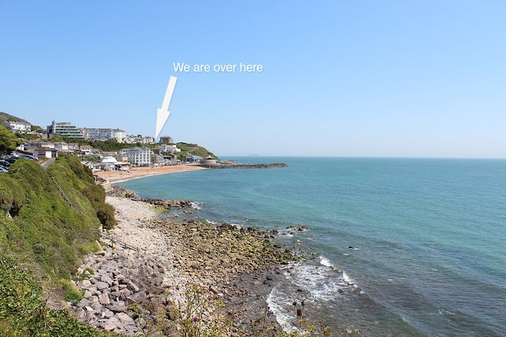 St. Bees,  Ventnor Clifftop Family Holiday Home