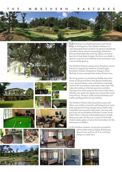 Northern Pastures Farm Resort Kerling