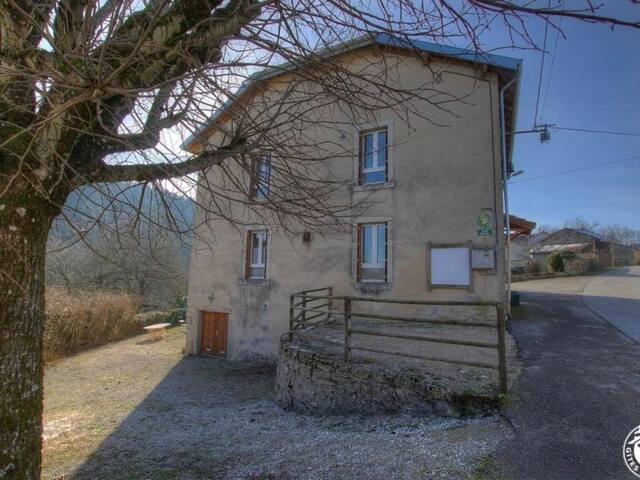 SONTHONNAX-LA-MONTAGNE - 3 pers, 32 m2, 2/1